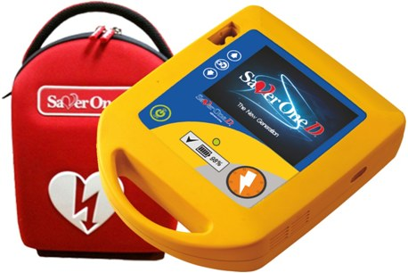 Defibrilator AED Saver One A1